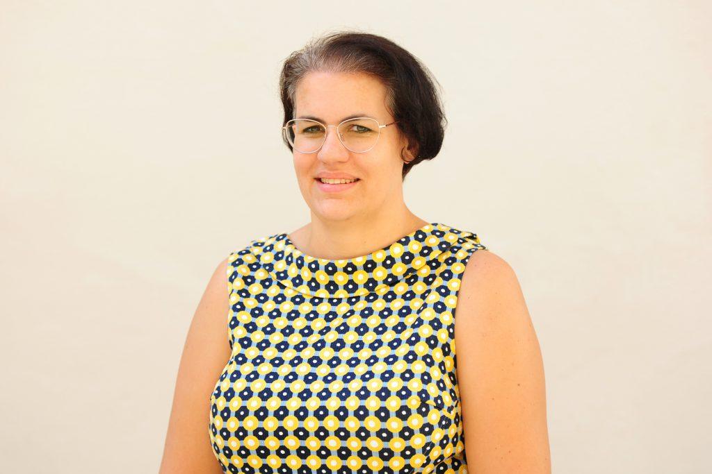Birgit Fiel, Leiterin Koordinierungsstelle