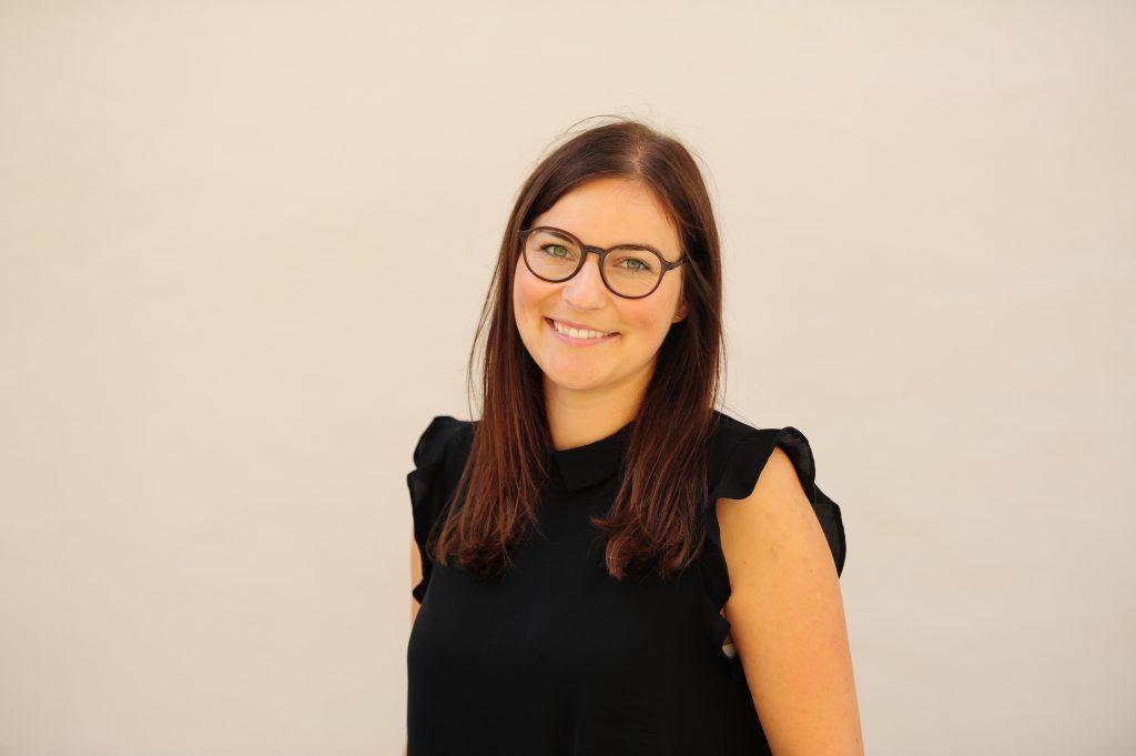 Julia Bechter, pädagogische Mitarbeiterin