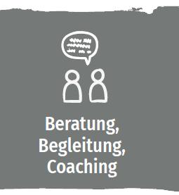 Beratung, Begleitung, Coaching