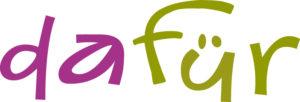 Logo dafür